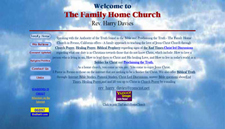 The Family Home Church